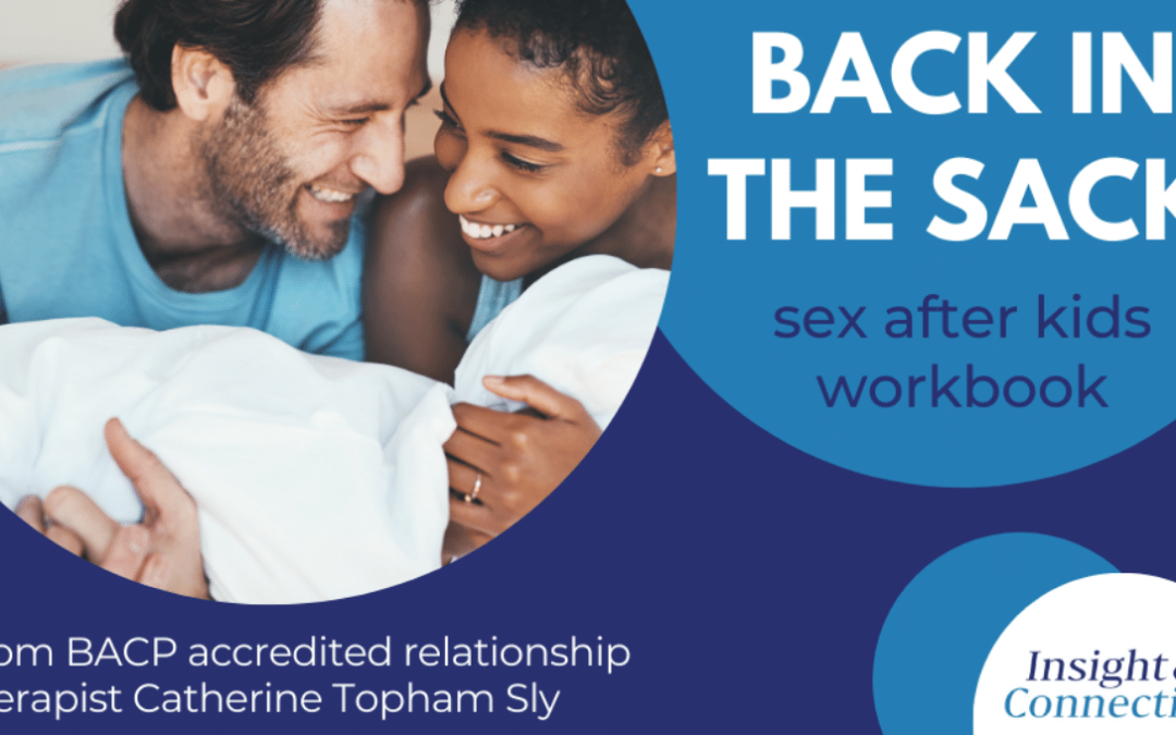 Get Your Sex Life Back On Track After Kids