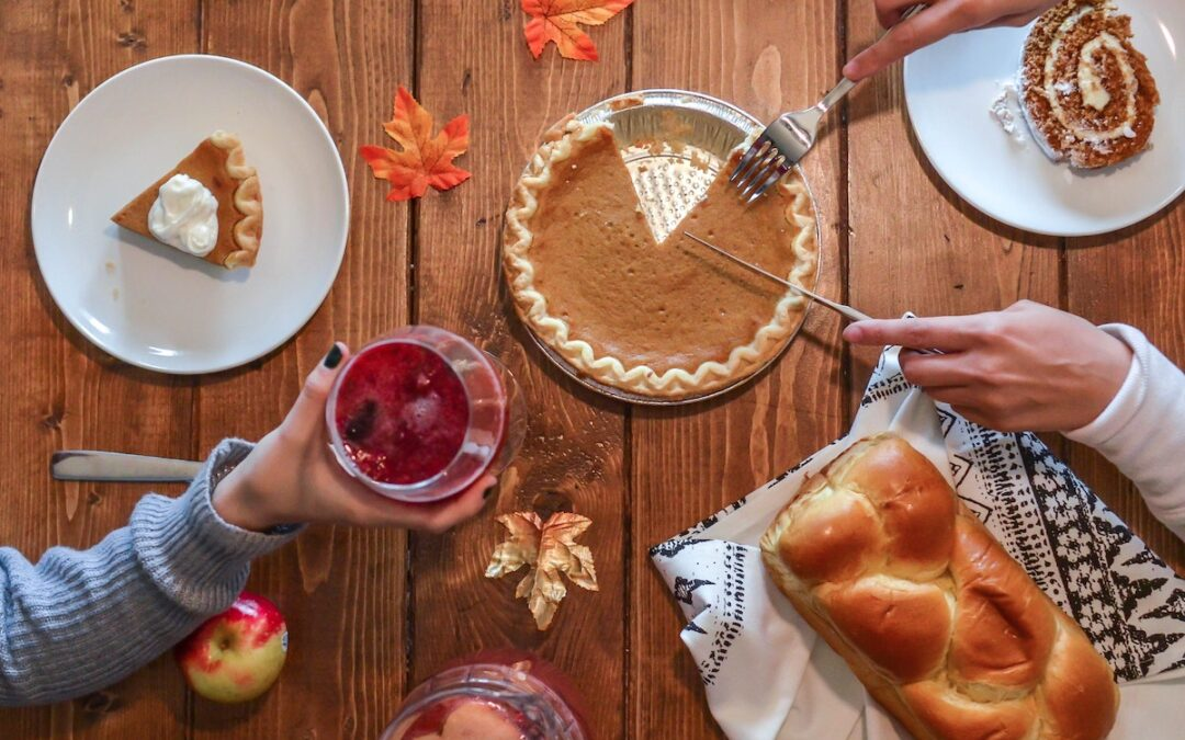 How to Show Your Partner You Appreciate Them this Thanksgiving