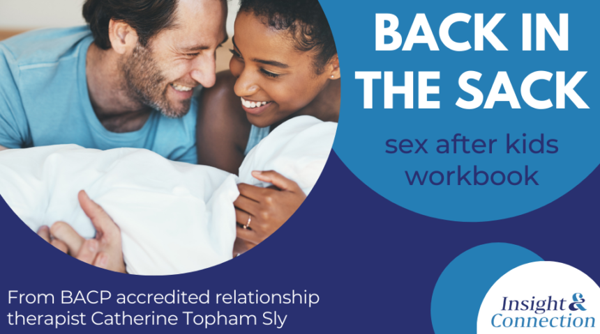 Get Your Sex Life Back On Track After Kids