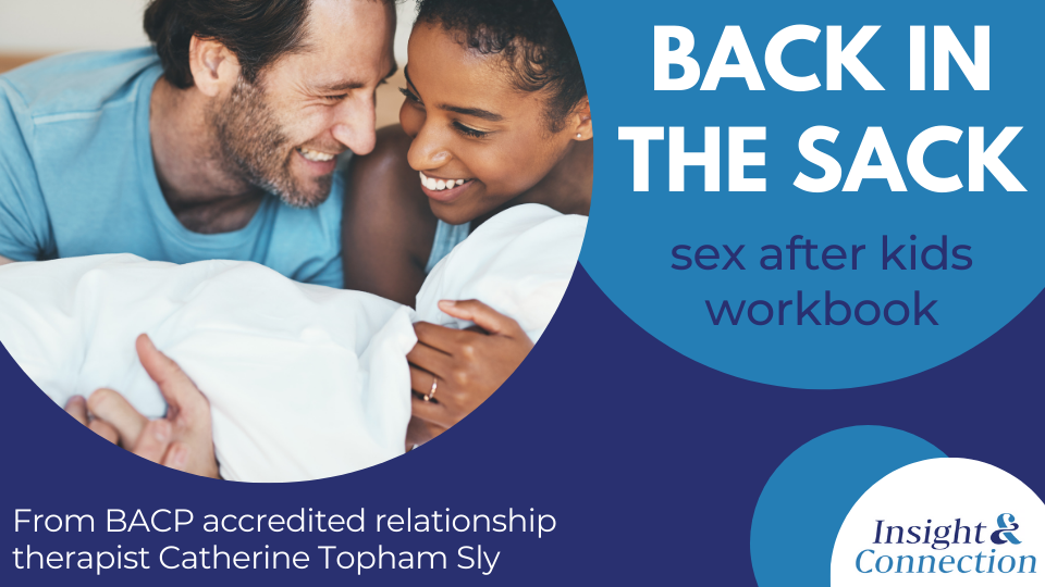 Back In The Sack Workbook – Get Your Sex Life Back On Track